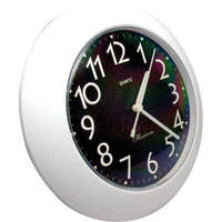 Bolide Technology Group BC1094  Color Wall Clock Hidden Camera