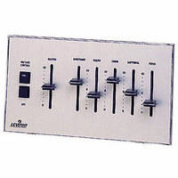 NSI / Leviton Analog Ten Channel Wall-Mountable Dimmer Panel