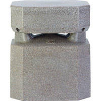 OWI Inc. LGS400DVCGR Octagon Garden Speaker (Granite)