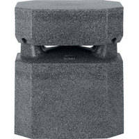 OWI Inc. LGS470DG Octagon Garden Speaker (Dark Grey)