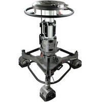 Cartoni P90MA1 P-90 Pedestal with Master Fluid Head