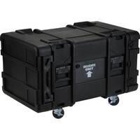 "SKB 3SKB-R908U28 28"" Deep 8U Roto Shock Rack Case (Black)"
