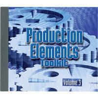 Sound Ideas Production Elements Toolkit - Volume 3 (1 Audio CD)