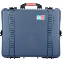 Porta Brace PB-2750E Hard Case, Empty Shell (Blue)