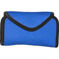 OP/TECH USA Snappeez Soft Pouch, Large Horizontal (Royal Blue)
