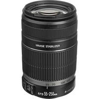 Canon EF-S 55-250mm f/4-5.6 IS II Lens for Digital SLR Cameras