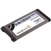Sonnet File Mover Multimedia Memory Card Reader & Writer - ExpressCard/34