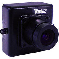 Watec 660D P3.7 EIA B/W Miniature Board Camera w/3.7mm Flat Pinhole Lens