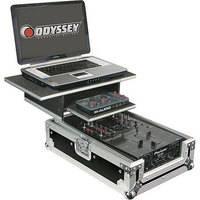 Odyssey Innovative Designs FZGS10MIX Flight Zone Glide Style DJ Mixer Case