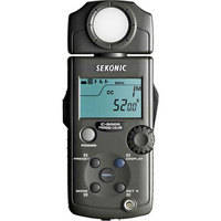 Sekonic Prodigi Color C-500R Color Meter with Built-in Wireless Triggering Module
