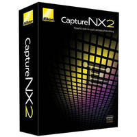 Nikon Capture NX 2 Photo Editing Software