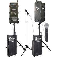 AmpliVox Sound Systems B9153-HH  Premium Digital Audio Travel Partner Package