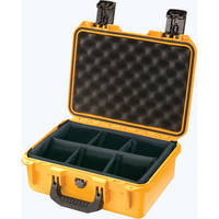 Pelican iM2100 Storm Case with Padded Dividers (Yellow)