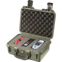 Pelican iM2100 Storm Case with Foam (Olive Drab)