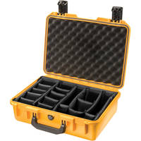 Pelican iM2300 Storm Case with Padded Dividers (Yellow)