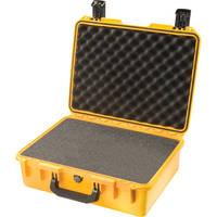 Pelican iM2400 Storm Case with Foam (Yellow)