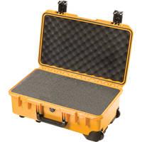 Pelican iM2500 Storm Trak Case with Foam (Yellow)