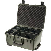 Pelican iM2620 Storm Trak Case with Padded Dividers (Olive Drab)