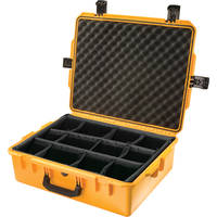 Pelican iM2700 Storm Case with Padded Dividers (Yellow)