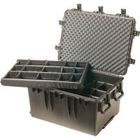 Pelican iM3075 Storm Trak Case with Padded Dividers (Black)