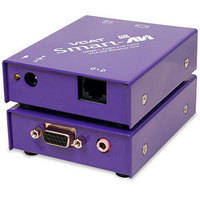 Smart-AVI VCA100S- Cat-5  XVGA Monitor and Stereo Audio Extender for Computers