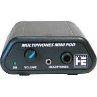 Henry Engineering MultiPhones MiniPod Stereo Headphone Amplifier