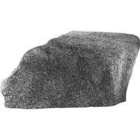 OWI Inc. OWBR8 Boulder Rock Speaker (Black)