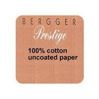 """Bergger 100% Cotton Uncoated Paper - 22x30"""" (25 Sheets)"""