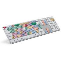 LogicKeyboard Pro Line Apple Final Cut Pro Apple Ultra-Thin Aluminum Keyboard