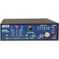 ATI Audio Inc DM500-2 Digital Audio Monitor and D/A with 230V Power Supply