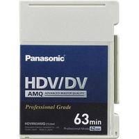 Panasonic AY-HDVM63AMQ Mini HDV/DV/DVCAM Compatible Advanced Master Cassette