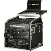 Marathon MA-M8ULT Flight Road Slant Mixer Combo with Laptop Case