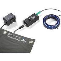 Reflecmedia Deskshoot 8 x 8' LiteRing Bundle (Small, Blue) (Small - 72mm Internal Diameter)