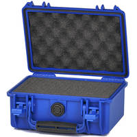 HPRC 2100F HPRC Hard Case with Cubed Foam Interior (Blue)
