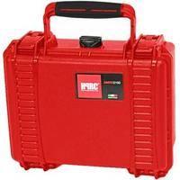 HPRC 2100E HPRC Hard Case with Empty Interior (Red)