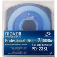 Maxell PDRE23SL 23.3 Gigabyte Hard Disk Recording Medium