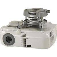 Peerless-AV PRG Precision Gear Projector Mount for Projectors Weighing Up to 50 lb (Silver)
