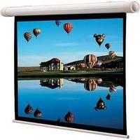 "Draper 137091 Salara/M Manual Front Projection Screen With Auto Return (69 x 92"")"