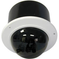 Videolarm QIRMT350NA QView Vandal-Resistant Indoor Dome (Tinted)