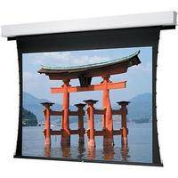 """Da-Lite 34606 Advantage Deluxe Tensioned Electrol Motorized Front Projection Screen (69x110"""")"""