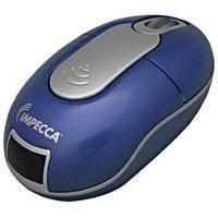 Impecca WM700 Wireless Optical Mouse (Blue/Silver)