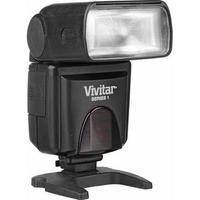 Vivitar DF 283 Series 1 Digital TTL Shoe Mount Autofocus Flash for Sony TTL