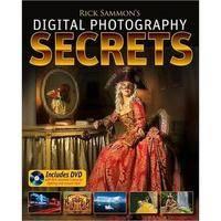 Wiley Publications Book/DVD: Rick Sammon's Digital Photography Secrets by Rick Sammon