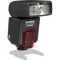Bower SFD680N Digital TTL Power Zoom Shoe Mount Flash for Nikon SLR