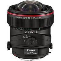 Canon TS-E 17mm f/4L Tilt-Shift Lens