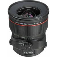 Canon TS-E 24mm f/3.5L II Tilt-Shift Manual Focus Lens for EOS Cameras