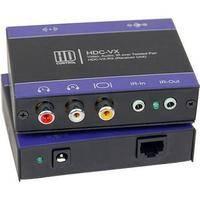 Smart-AVI HDC-VX-RXS CAT5 IR AV Receiver