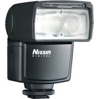 Nissin Di-466 Shoe Mount Digital Speedlight For Nikon AF Cameras with i-TTL