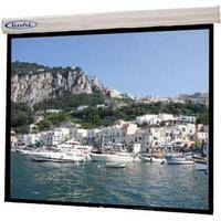 "Hamilton Buhl EC8484  Electric In-Line Wall Front Projection Screen (84x84"")"