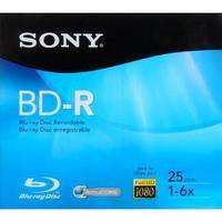 Sony BNR25R3H BD-R Blu-ray Recordable Disc